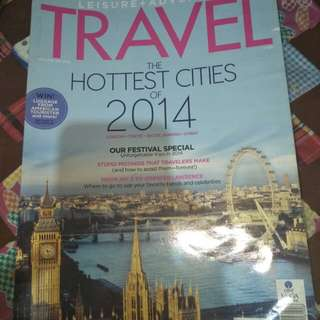Travel Magazine Back Issue - Vol. 6 (2013)