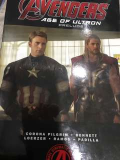 Marvel Avengers Age Of Ultron Prelude