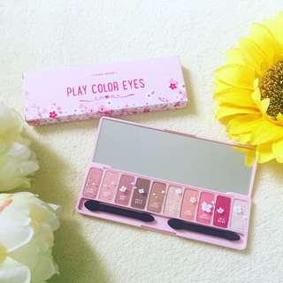 🌸 ETUDE HOUSE Color Eyes Cherry Blossom 🌸
