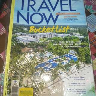 Travel Now Magazine Back Issue - Vol. 3 (2017)