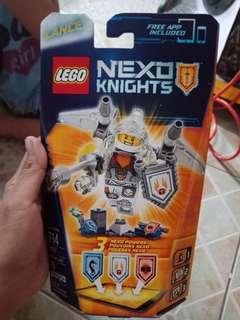 Lego Nexo Knights 70337 Ultimate Lance Building Kit (75 pcs)