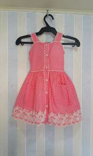 2t Little Miss Pink Dress