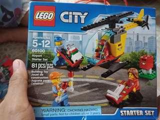Lego City Airport 60100