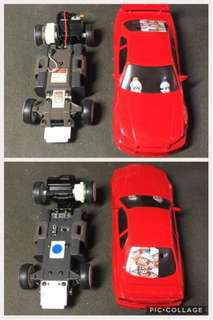 Kyosho Mini-Z Nissan Skyline GTR R34 1/28 Radio control car RC Not Tamiya/Futaba