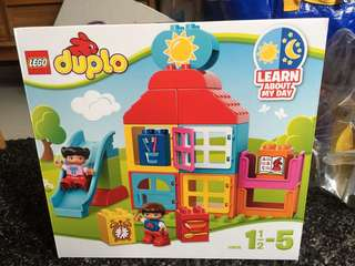 Lego Duplo Playhouse 10616