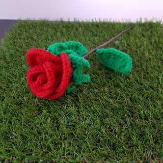 Crox1het rose