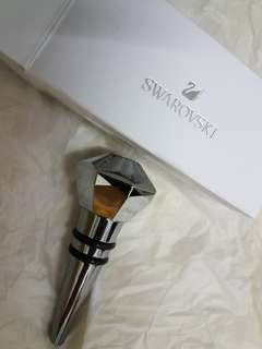 Swarovski Wine Bottle Stopper