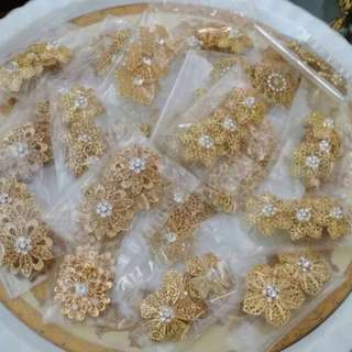 Noyna Pin (Kerosang Brooch)