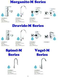 *Shower mixer tap,  *Basin Tap/Rubinetterie,  *Sink Tap/Faucet <$69.00/-^onwards