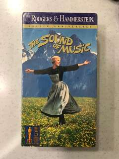 The Sound of Music (2VHS Tape Set)
