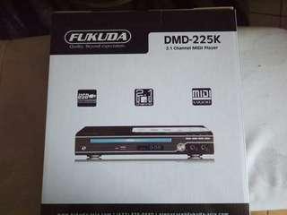 Fukuda DMD-225k with Fukuda Microphone