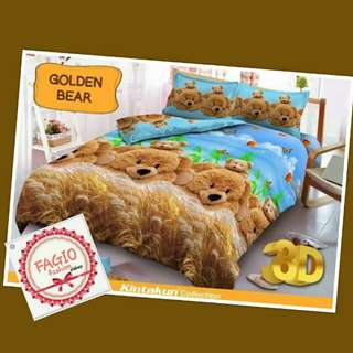 SPREI KINTAKUN GOLDEN BEAR