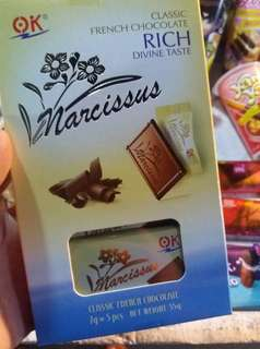 Narcissus French Chocolate