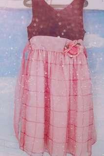Black Rosy Dress
