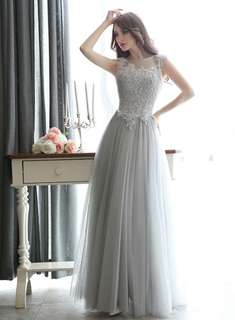 Gorgeous Bridesmaid Dress Stunning Evening Dress Long Prom Dress Party Gown