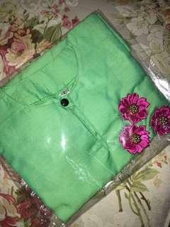 Baju Kurung Pahang Last piece