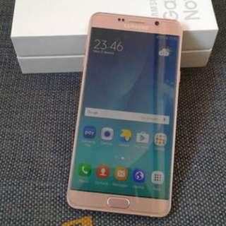 Samsung Note5 64gb 98%new不議價