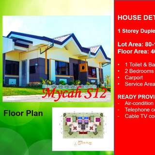 Ready for occupancy house for sale at Eastland Estate