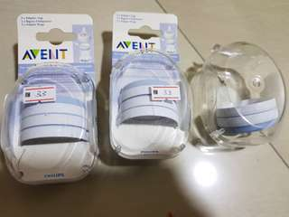 New Avent adaptor rings (8 units)