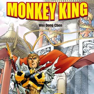 Adventures from China Monkey King COMICS (vol 1 - 20)