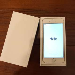 🚚 iPhone 6 64G Gold