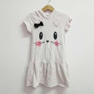 H&M Girls Dress/ Tunic/ Top