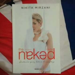 Buku Nikita Mirzani (the Naked) True Story!