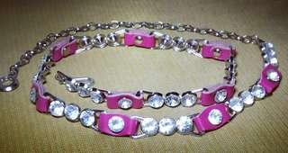 Fashion Belt (Pink)
