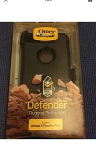 Otter box defender case black iPhone 6s Plus new retails $82+tax