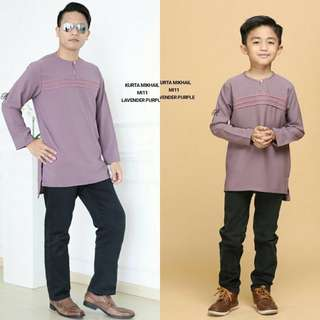 Kurta Adults & Kid ( po )