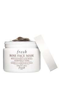 BNIB Fresh Rose Face Mask