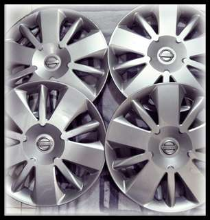 NV200 rims (4sets..2front & 2back)