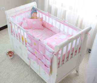 New Baby cot bedding set for sale