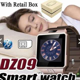 *FREE MAILING*INSTOCKS*DZ09 Bluetooth Smartwatch With Camera Sim Card SD Card Support (Universal)
