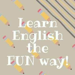 English Tuition / Tusyen Bahasa Inggeris