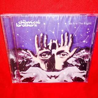 The Chemical Brothers	-	We are The Night CD