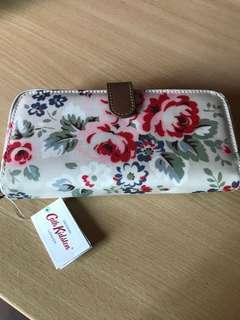 Cath Kidston Long Wallet
