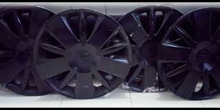 NV200 rims covers (2×front & 2×back)