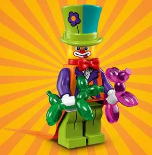 Lego Minifigures Series 18 Balloon Artist Clown