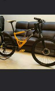 Cannondale Jeky ll Lefty XC/FR