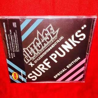 Surf Punks-Nutcase Entertainment X Style Entertainment Films (Special Ed. OB strip) CD
