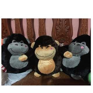 Gorilla Ball Stufftoys