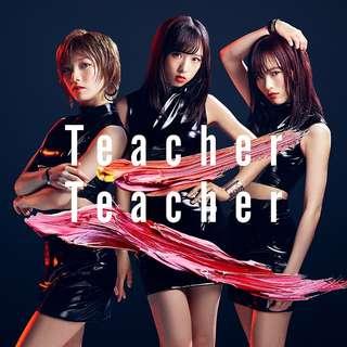 預訂 AKB48 Teacher Teacher  Type A 通常盤 CD DVD 付生寫 店特 白間美瑠 山本彩加 日本版