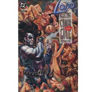 LOBO: BLAZING CHAIN OF LOVE #1 (1992) One-shot