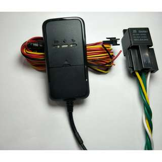 REAL TIME GPS TRACKER (TRACKING ANYTIME) SECURITY...