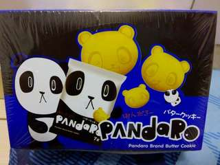 Pandaro Brand Butter Cookie