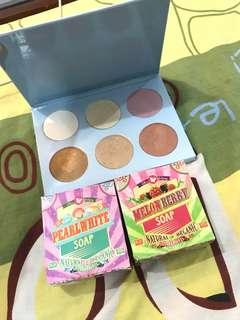 Skinpotions bundle!! (Highlighter and soap)