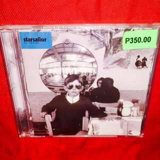 Starsailor-All The Plans CD