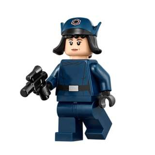 Lego Star Wars ROSE Minifigure 75201 The Last Jedi