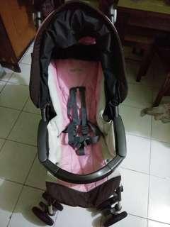 Stroller PLIKO Peg Perego P3